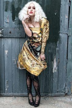 Meet Brooke Candy: Queen of Opulence