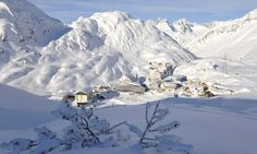 St Christoph, the heart of downhill skiing in Austria and the location of a new…