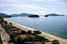 O município de Caraguatatuba conta com 40 quilômetros de praias e pode ser considerado um dos mais encantadores de todo o litoral brasileiro