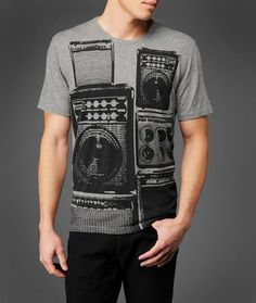 ShopStyle: Amplifier Graphic Tee