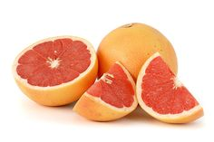 The grapefruit was known as the shaddock or shattuck until the 19th century. Its current name alludes to clusters of the fruit on the tree, which often appear similar to grapes