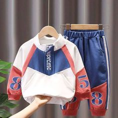 Winter Outfits, Kids Outfits, Tracksuit Jacket, Kids Pajamas, High Collar, Winter Collection, Casual Tops, Sleeve Styles, Going Out