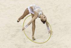 Irina ANNENKOVA (RUS) Hoop