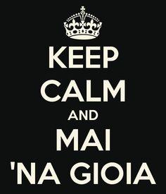 Keep calm and... #mainagioia  #keepcalm #ironia #sarcasmo #umorismo