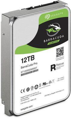 Seagate Barracuda Pro 12TB SATA III HDD Review