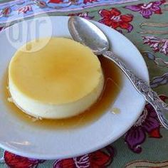 Crème caramel @ allrecipes.co.uk