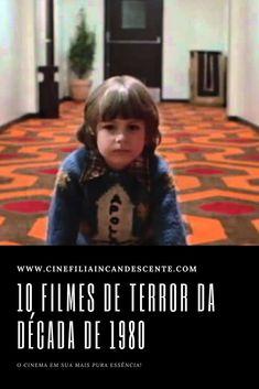10 filmes de terror da década de 1980. #filme #filmes #clássico #cinema #atriz #atriz