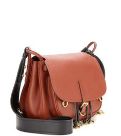 7fc36ef6cd29 mytheresa.com - Corsaire leather crossbody bag - Luxury Fashion for Women /  Designer clothing