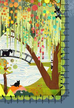 Sandra Dieckmann ilustracion