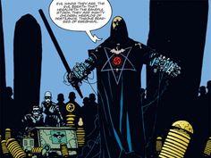 Hell Notes: Nazis! – Multiversity Comics