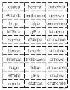 "Valentine's Day Plural Nouns Sort {FREEBIE} -sort into ""add -s"""