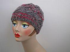 Balls to the Walls Knits: Ripple Lattice Hat