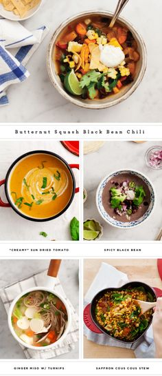 10 Healthy Soups and Stews