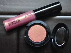 Win MAC's Nymphette lipglass and Expensive Pink Eyeshadow at Painted Ladies!