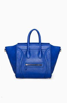 Love a bright bag