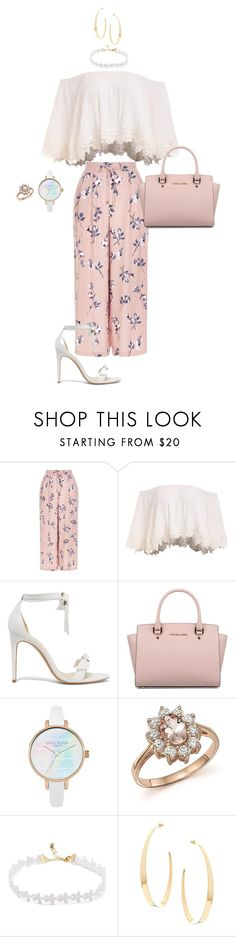 """M21"" by maramrs on Polyvore featuring moda, New Look, Alexandre Birman, Michael Kors, Bloomingdale's, Lana y StreetStyle"