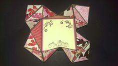 Inside napkin card.....DAAC