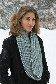 Free Pattern: Check This Out by Laura Reinbach