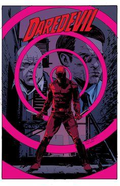 Daredevil by Garry Brown & Doug Garbak