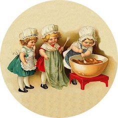 Vintage Valentine Cards, Vintage Holiday, Vintage Cards, Vintage Pictures, Vintage Images, Paisley Art, Arte Country, Winter Illustration, Vintage Teddy Bears