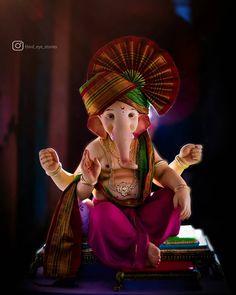 Ganesha Drawing, Lord Ganesha Paintings, Lord Shiva Painting, Ganesha Art, Shri Ganesh Images, Ganesha Pictures, Krishna Images, Ganpati Bappa Photo, Ganpati Decoration Design