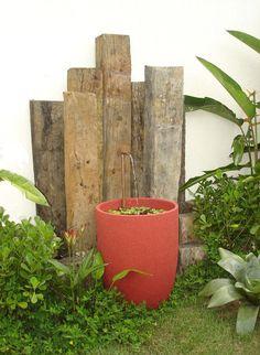 Casinha Bonitinha: Para o seu jardim