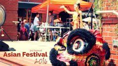 3rd Annual Asian Fes