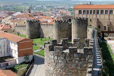 Muralla de Plasencia, Cáceres #caceres #españa #turismo #viajes #extremadura #travel