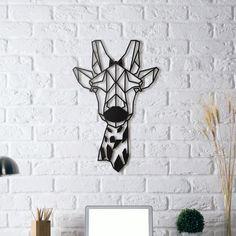 Another great find on Giraffe Metal Wall Décor Wall Decor Design, Metal Wall Decor, Metal Wall Art, Sheet Metal Art, Metallic Decor, Laser Art, Tree Wall Art, Metal Artwork, Metal Crafts