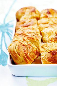 Mantelinen bostonpelti | K-Ruoka #leivonta #pulla
