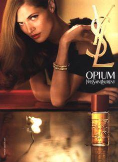 Opium by Yves Saint Laurent with Malgosia Bela (2007).