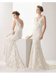 Schönste modische Brautkleider 2014 kaufen online