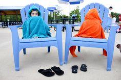 Hooded Towel Poncho tutorial