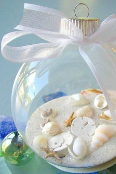 Summertime snowglobes or eggnog pina coladas, anyone?