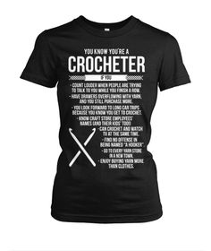 This shirt says it all! They will never be sold again or in stores. Don't delay, they will sell out! Click on the
