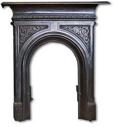 Original Victorian Cast Iron Fireplace from Victorian Fireplace UK