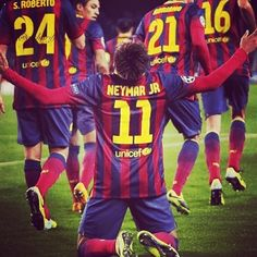HOY juega el Barcelona !
