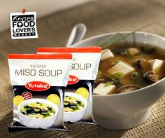 If you love Asian food you need to get your hands on our instant Miso soup. Knysna, Miso Soup, Asian Recipes, Healthy Eating, Beef, Hands, Food, Eating Healthy, Meat