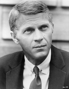 One Icon, One Detail: Steve McQueen's Collar Pin - Esquire.com