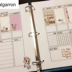 This layout is so freaking cute!! #Repost @crystalgarron with @repostapp ・・・ Using @victoriathatcher printables on @jolanijoliedesigns planner printables  #jolanijolie #victoriathatcher #plannerlove #planneraddict