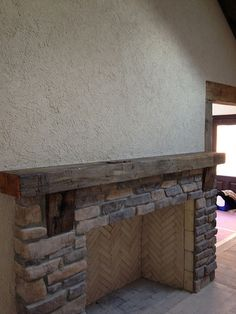 1000 Images About Barn Beam Mantles On Pinterest Beams
