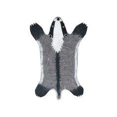 molly meg badger rug