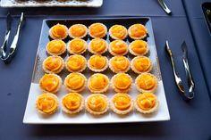 Mini Fresh Mango Tarts
