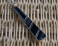 Cutlery Jewellery / Jewelry , Silver Plated Pendant Retro design , Viners made…