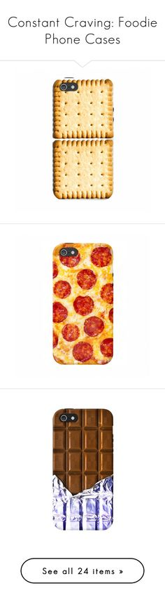 """""""Constant Craving: Foodie Phone Cases"""" by polyvore-editorial ❤ liked on Polyvore featuring foodiephonecases, accessories, tech accessories, iphone sleeve case, iphone cover case, phone cases, phone, iphone case, multi and kate spade"""
