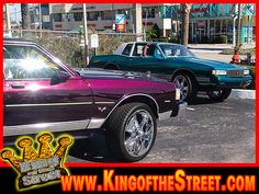 Donk East Coast Ryders King of the Street