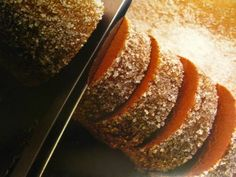 Chocolate Sparkler Cookies - Slice & Bake