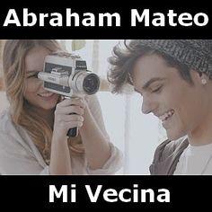 Acordes D Canciones: Abraham Mateo - Mi Vecina