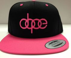 neW Classic Fashion Dope Snapback CAP HAT Rap BBoy HipHop Adjustable Dope12