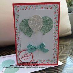 Lelly Jelly's Stamp 'n Scrap: #imbringingbirthdaysback